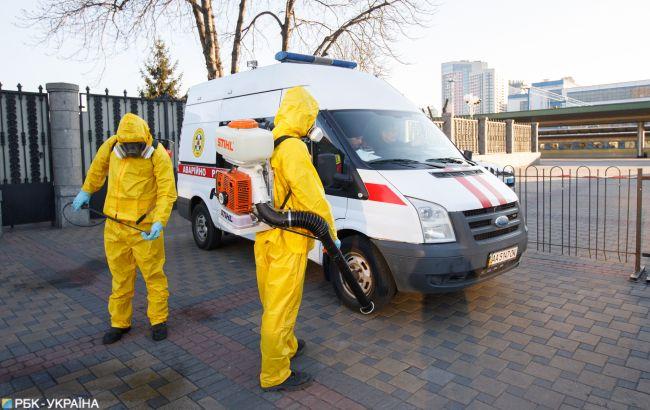 Коронавирус в Украине: количество зафиксированных случаев на 26 марта