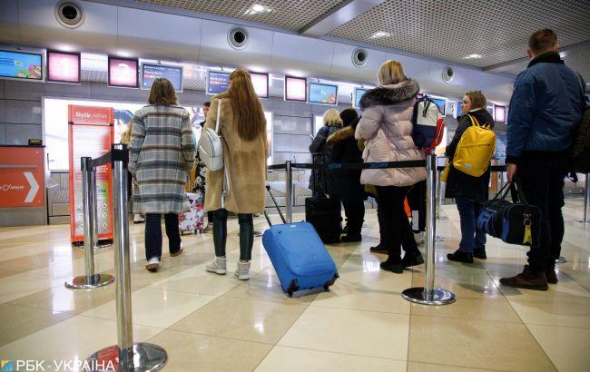 В Украину за прошлые сутки вернулись более 13 тысяч человек