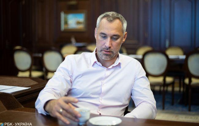 Рада отправляет Рябошапку в отставку: онлайн