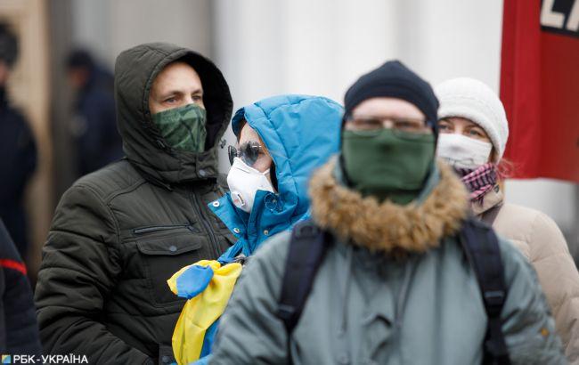 Коронавирус в Украине: количество зафиксированных случаев на 21 марта