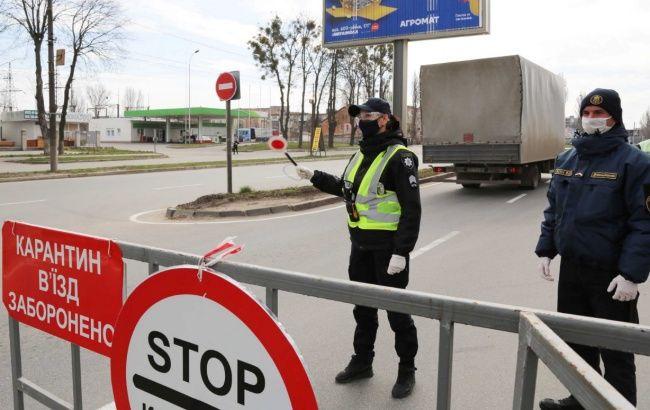 В Виннице вводят ограничения на въезд в город
