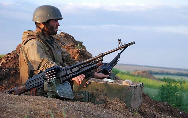 Боевики снова пошли на обострение ситуации на Донбассе, есть раненый