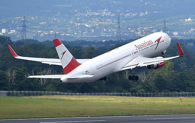 Австрия закроет авиасообщение с Украиной
