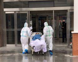 В Италии за сутки от коронавируса умерли почти тысяча человек