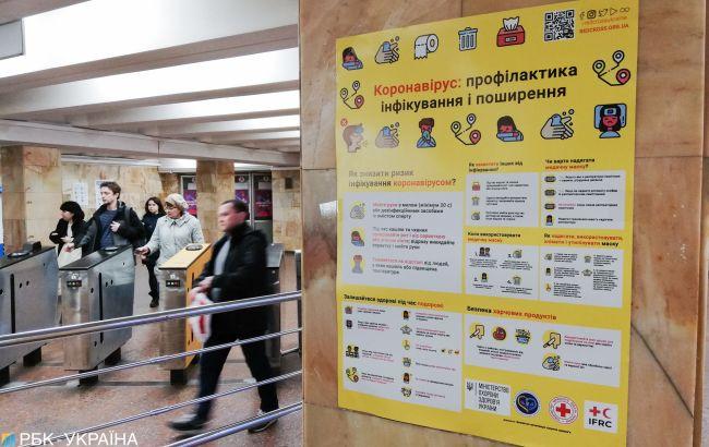 Стало известно, когда приостановит работу метро в Украине