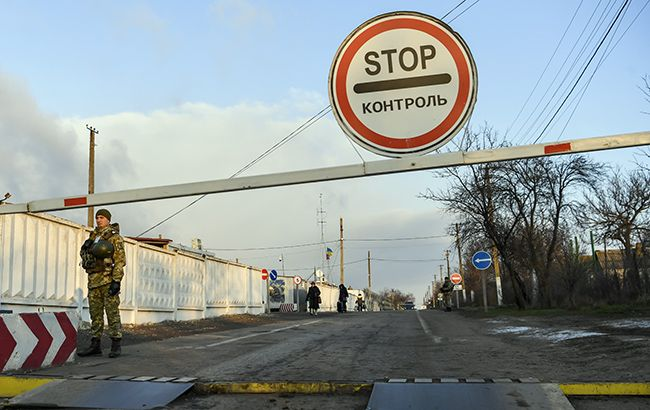 На Донбассе ввели ограничения на КПВВ из-за коронавируса