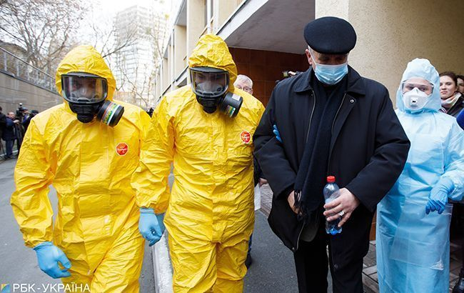 В Донецкой области женщину госпитализировали с подозрением на коронавирус