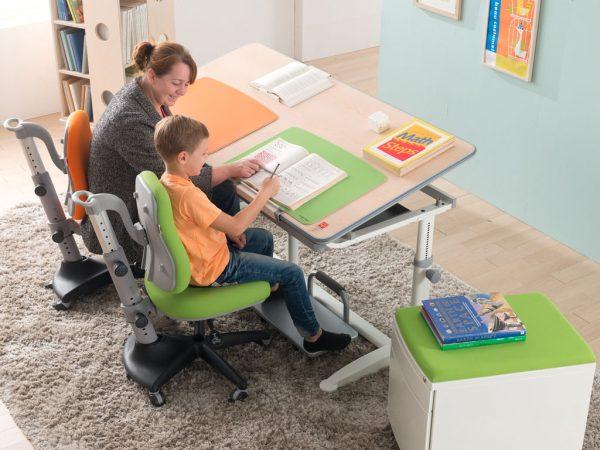 Столы-трансформеры или парты для детей – эргономичная мебель