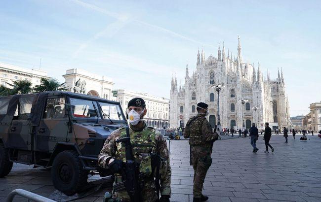 В Италии вводят более жесткий карантин, останавливают стройки и предприятия