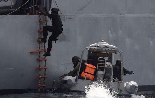 Украинский моряк вернулся с захваченного судна вблизи Нигерии