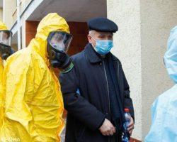 Коронавирус в Украине: Минздрав обновил данные по количеству зараженных