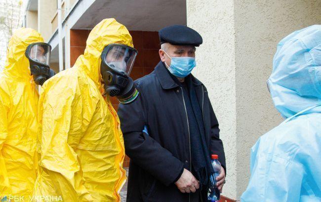 Тест первого зараженного коронавирусом украинца показал отрицательный результат