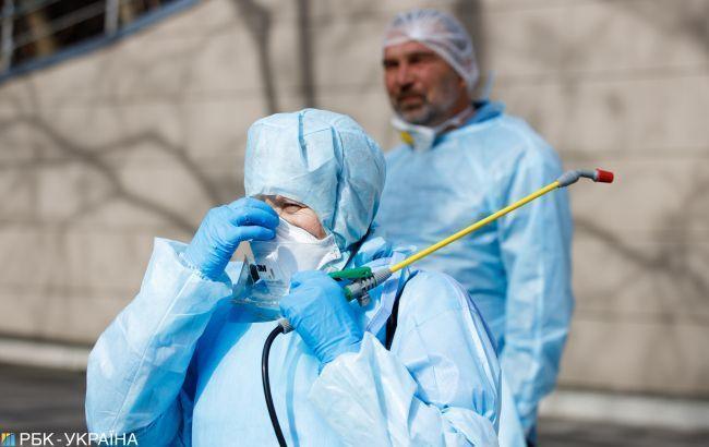 Коронавирус в Украине: количество зафиксированных случаев на 20 марта