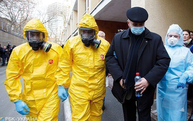 В Черновицкой области госпитализирован еще один человек с подозрением на коронавирус