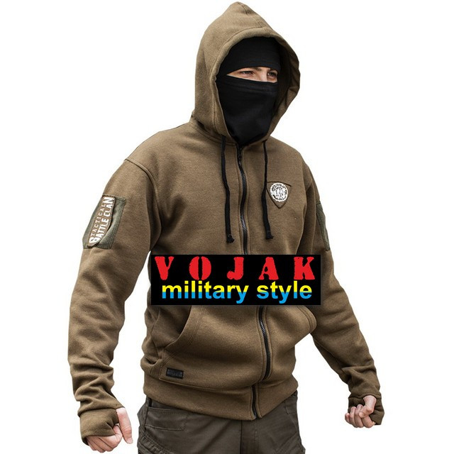 Где в Киеве купить милитари одежду?