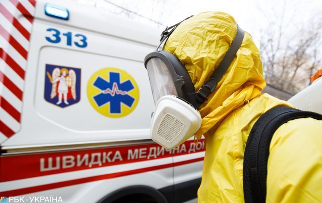 В Кировоградской области почти половину инфицированных COVID-19 составляют медики