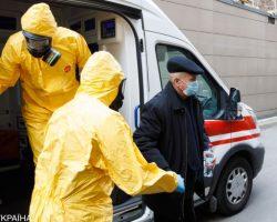 Коронавирус в Украине: количество зафиксированных случаев на 6 апреля