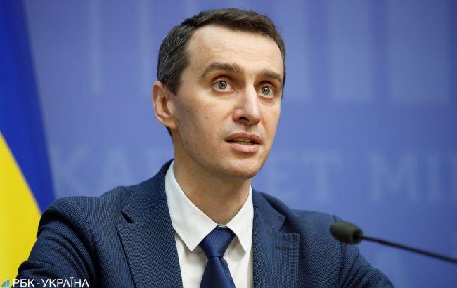 Минздрав: в Украине коронавирус распространяется медленнее, чем в Италии