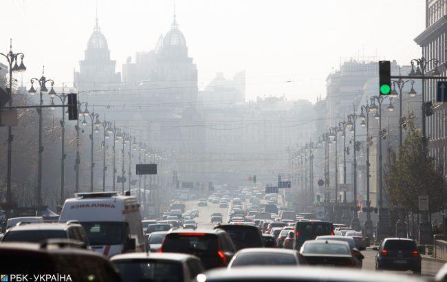 Качество воздуха в Киеве вернулось к норме