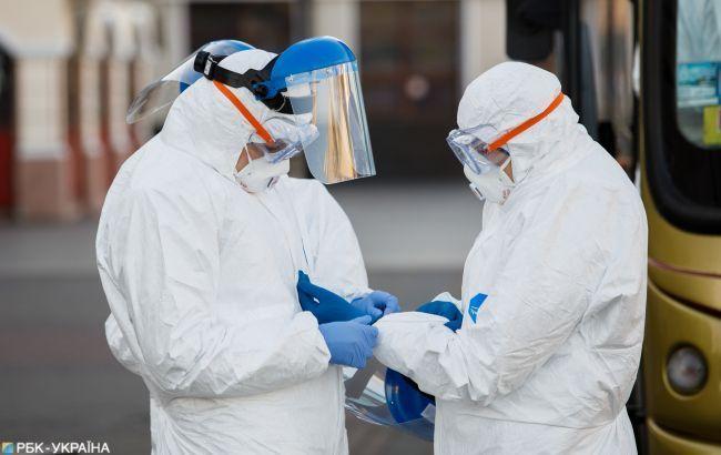 В штате Нью-Йорк уровень заражения коронавирусом среди населения составляет около 14%