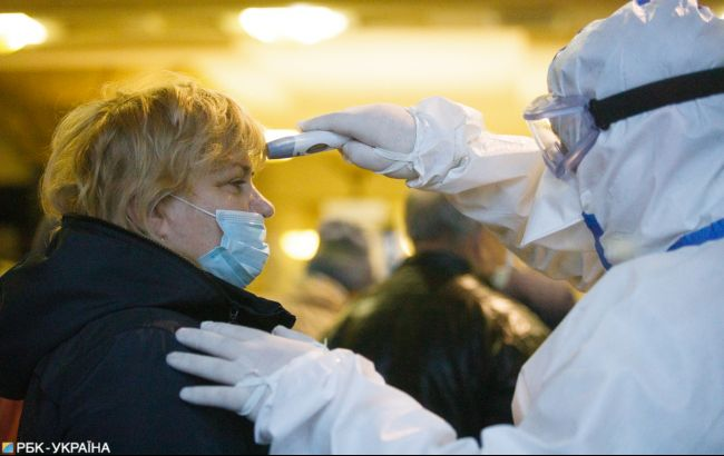 Коронавирус в Украине: количество зафиксированных случаев на 1 апреля