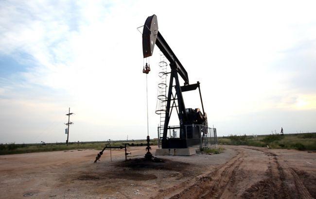 Цена на нефть WTI упала до нуля