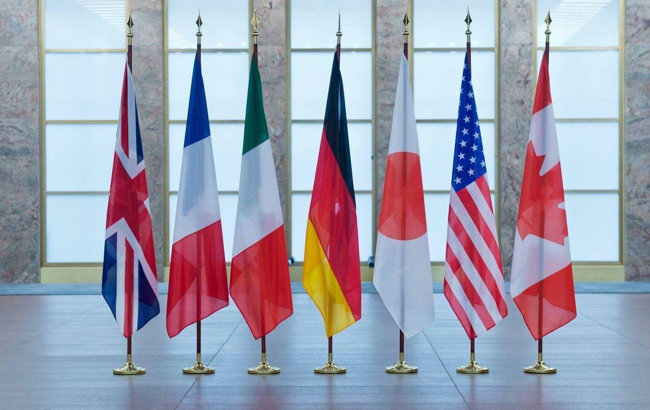 Саммит лидеров G7 перенесен на сентябрь. Трамп хочет пригласить Россию