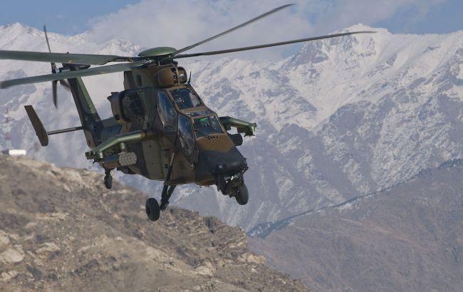 В Ионическом море завершили поиски экипажа вертолета НАТО
