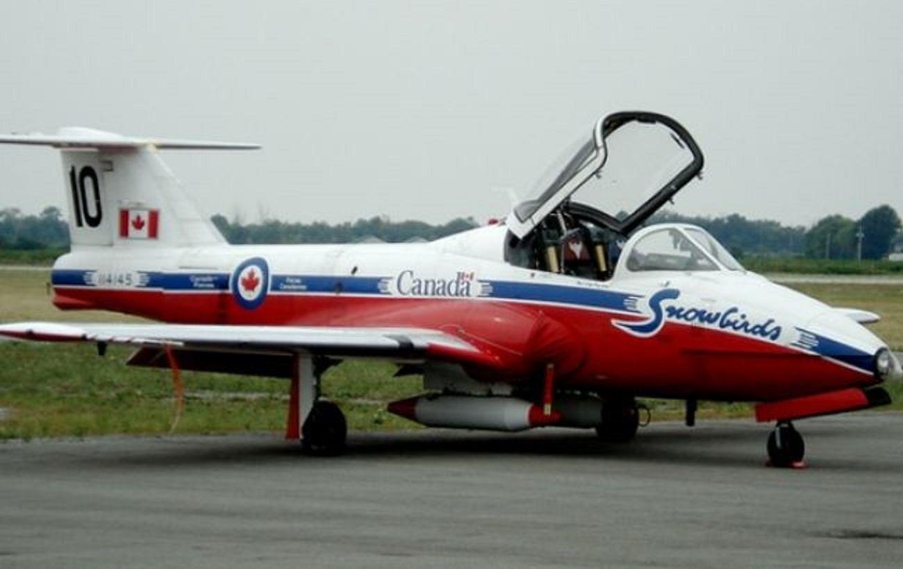 В Канаде разбился самолет ВВС, есть погибший
