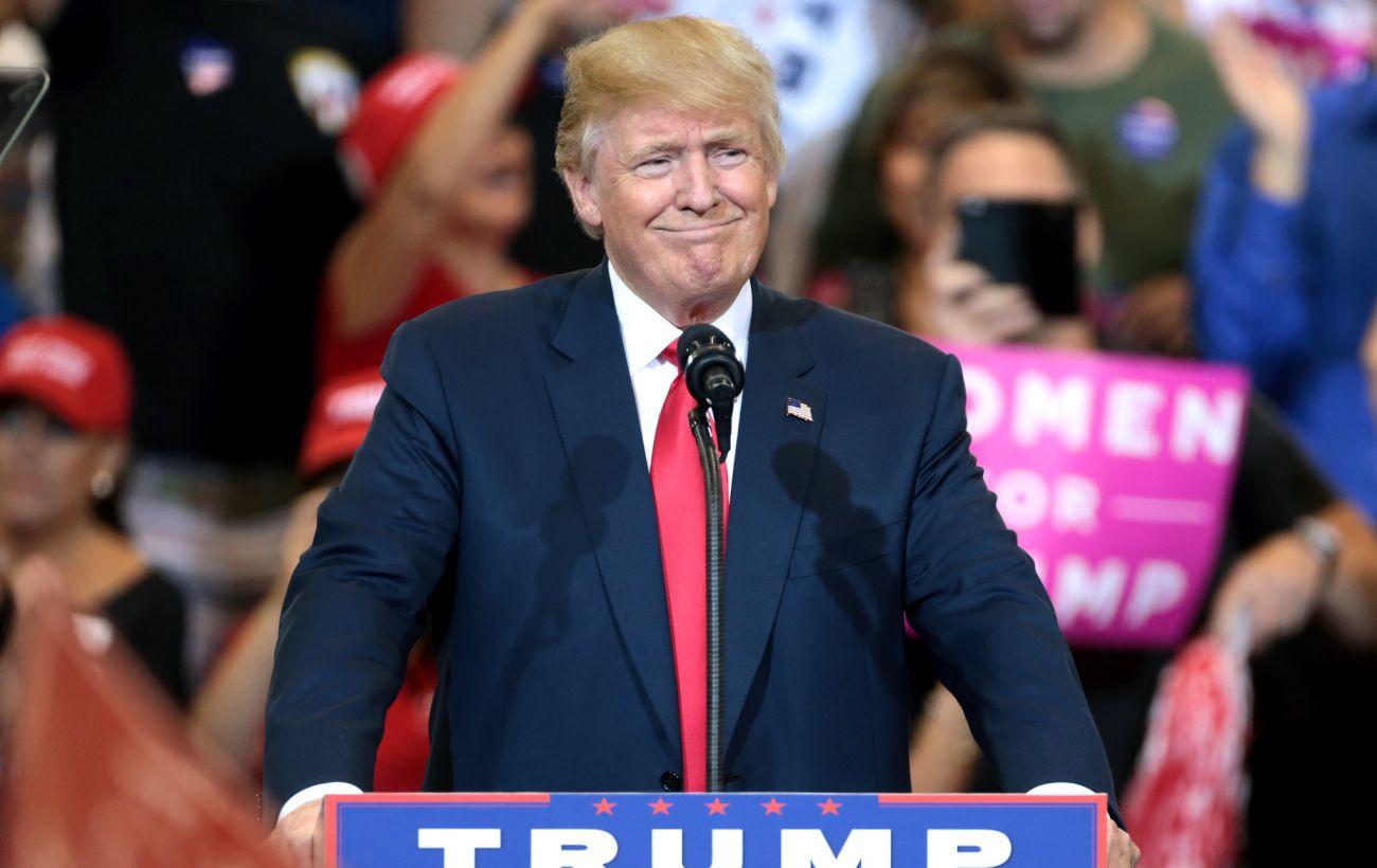 Трамп объяснил, почему США занимают первое место по числу зараженных