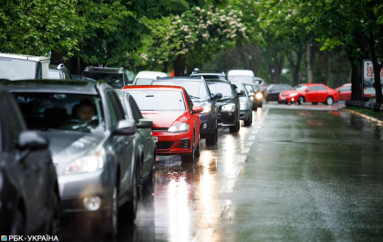 В Киеве ограничат движение транспорта на нескольких улицах