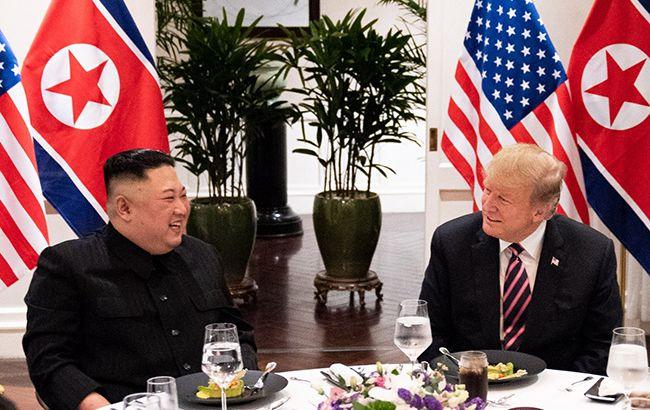 Трамп отреагировал на появление Ким Чен Ына