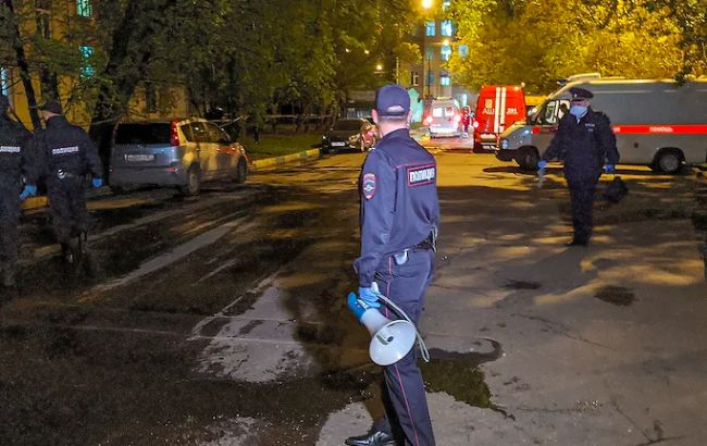 В РФ горела больница для зараженных коронавирусом, есть погибший и потерпевшие