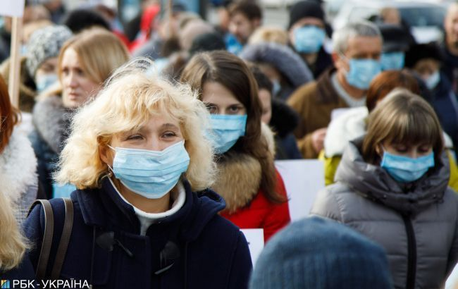 В Винницкой области за сутки коронавирус обнаружили у 29 человек