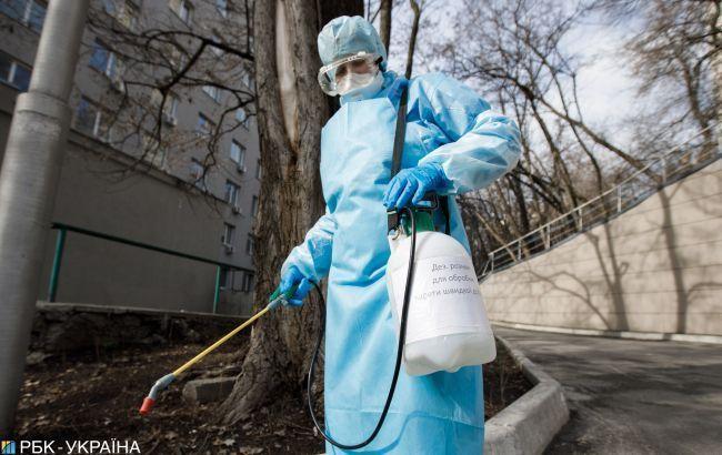 В Житомире закрыли общежитие после вспышки коронавируса
