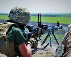 Боевики обстреляли позиции ООС вблизи Орехового и Новотроицкого