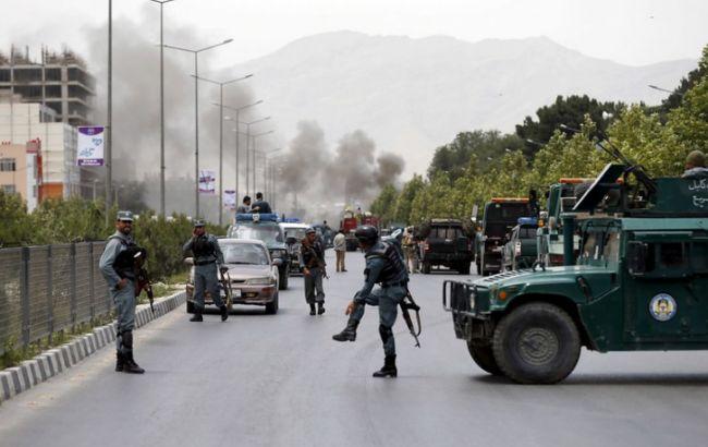 В Афганистане в результате терактов погибли несколько десятков человек