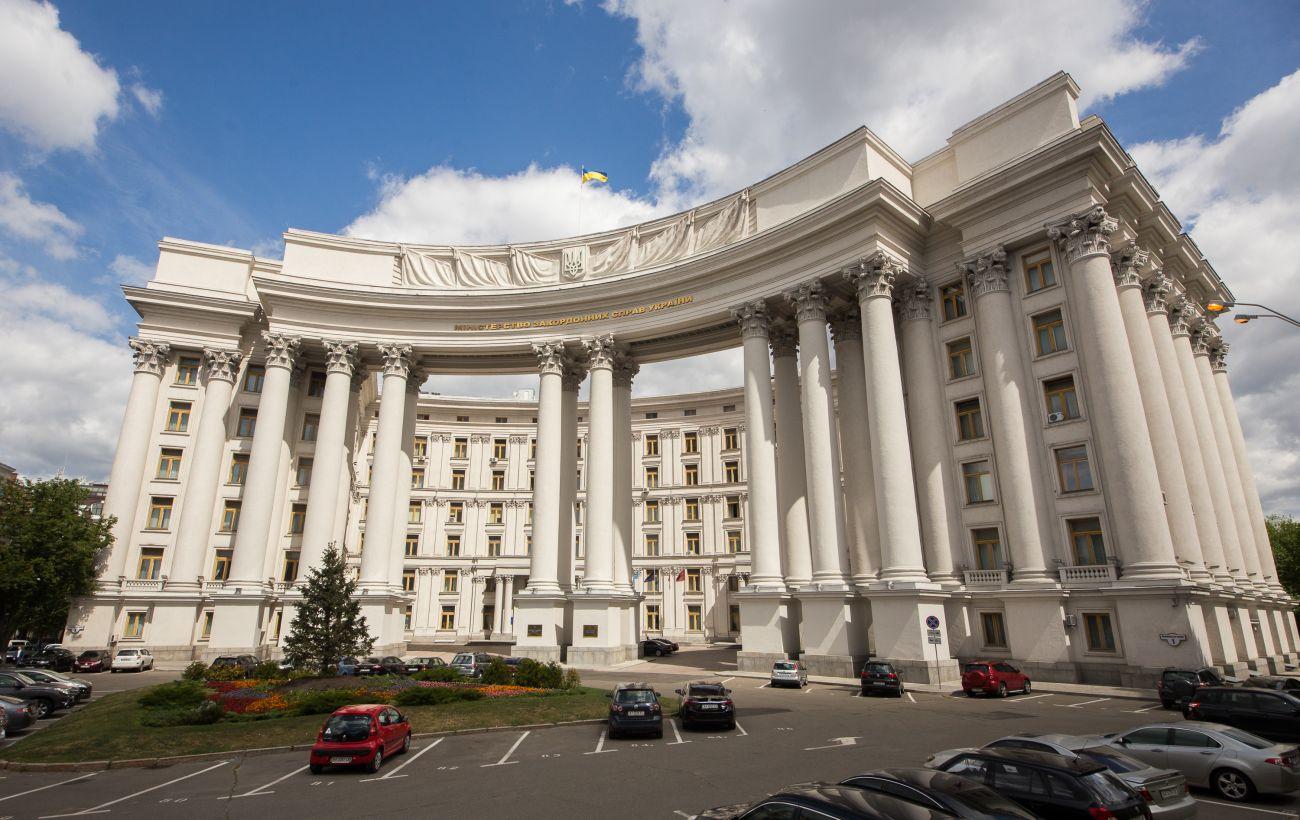 МИД Украины призывает усилить санкции против РФ для освобождения политзаключенных