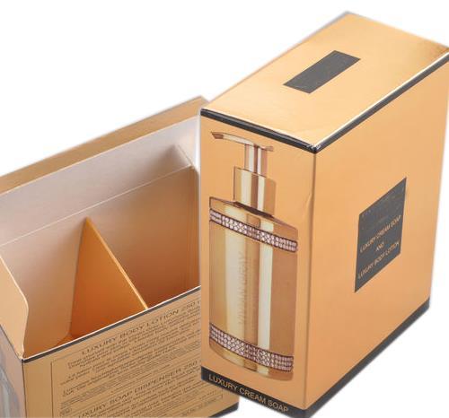 Изготовление упаковки для косметики, бытовой химии и фармацевтики