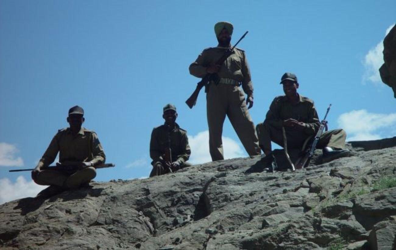 В Китае заявили, что договорились урегулировать конфликт с Индией на границе