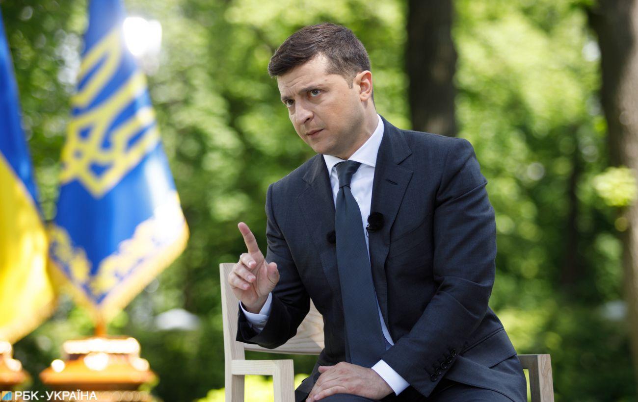 Зеленский изменил состав комиссии по вопросам гражданства