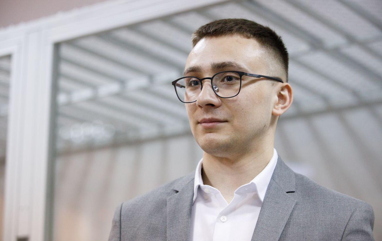 Стерненко изменили место домашнего ареста на Киев
