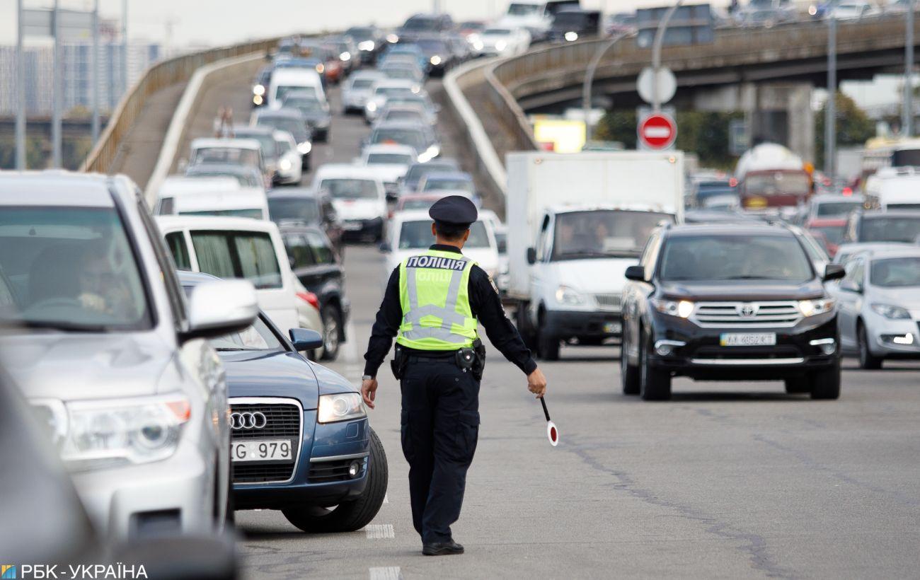 Система автофиксации обнаружила автомобиль, который превысил скорость 12 раз за день