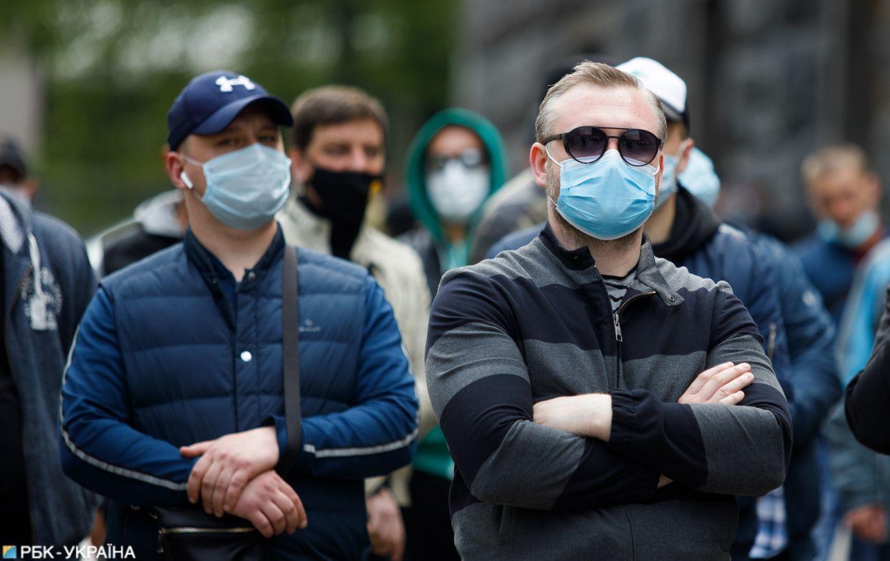 Почти все страны ЕС прошли пик пандемии