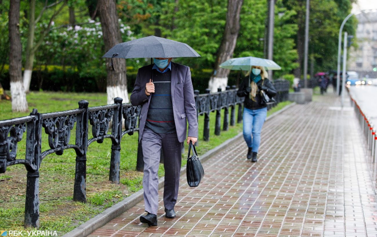 Дожди и тепло до +22: прогноз погоды на сегодня