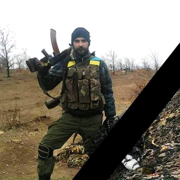 Стало известно имя погибшего вчера на Донбассе военного