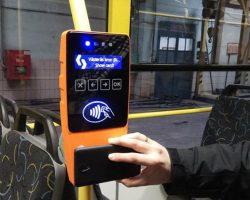 Киев окончательно переходит на е-билет в транспорте: названа дата