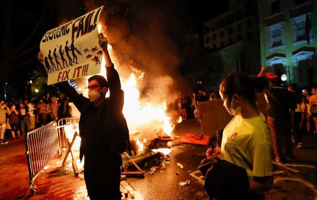 В США могут казнить полицейского, который застрелил участника протестов в Атланте