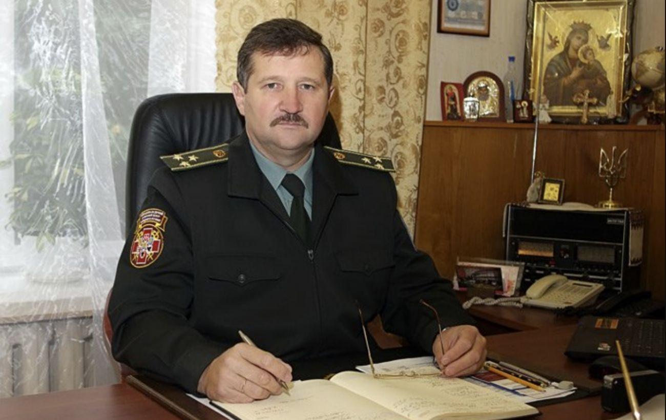 От коронавируса умер начальник Львовского военного госпиталя