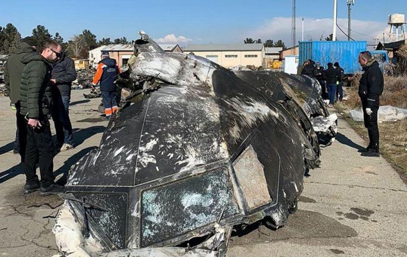 В МИД отреагировали на скорое завершение расследования катастрофы самолета МАУ